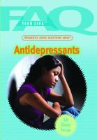Frequently Asked Questions About Antidepressants