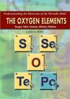 The Oxygen Elements