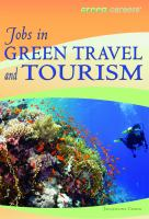 Jobs in Green Travel and Tourism