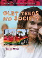 GLBT Teens and Society