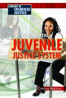 Careers in the Juvenile Justice System