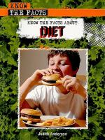Know the Facts About Diet