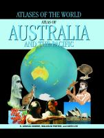 Atlas of Australia and the Pacific