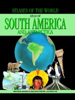 Atlas of South America and Antarctica