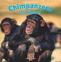 Chimpanzees Are Smart!