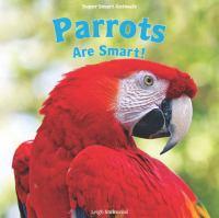 Parrots Are Smart!