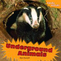 Underground Animals