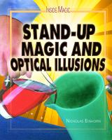 Stand-up Magic and Optical Illusions