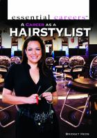 A Career as A Hairstylist