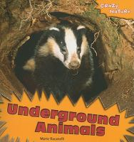 Underground Animals