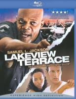 Lakeview Terrace(Blu-ray DVD,Samuel L. Jackson)