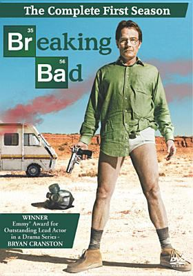 Cover image for Breaking Bad