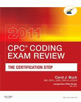 2011 CPC Coding Exam Review