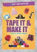 Tape It & Make It