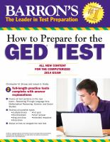 How to Prepare for the GED Test