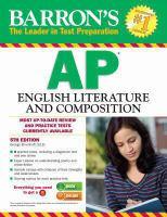 Barron's AP English Literature and Composition