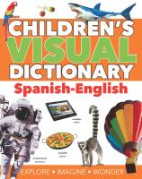 Barron's Children's Spanish-English Visual Dictionary