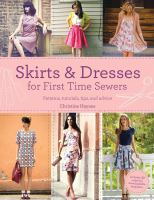Skirts & Dresses for First Time Sewers