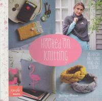 Hooked on Knitting