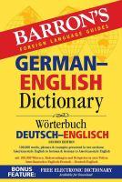 German-English Dictionary