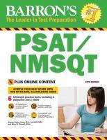 Barron's PSAT/NMSQT