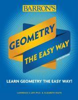Barron's Geometry the Easy Way