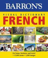 Barron's Visual Dictionary French