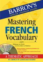 Mastering French Vocabulary