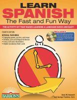 Learn Spanish the Fast and Fun Way