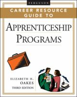 Ferguson Career Resource Guide to Apprenticeship Programs