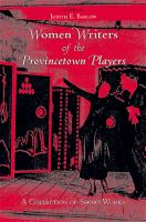 Women Writers of the Provincetown Players
