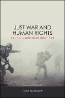 Just War And Human Rights: Fighting With Right Intention
