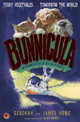 Cover image for Bunnicula