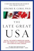 The Late Great U.S.A