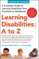 Learning Disabilities, A to Z