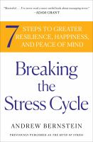 Breaking the Stress Cycle