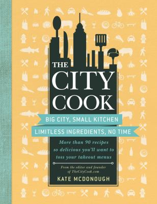 Cover image for The City Cook