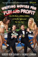 Writing Movies for Fun and Profit!