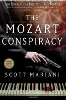 The Mozart Conspiracy / by Scott Mariani