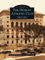 The Detroit Athletic Club