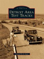 Detroit Area Test Tracks