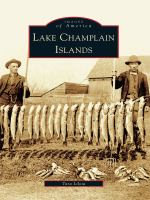Lake Champlain Islands