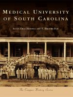 The Medical University of South Carolina