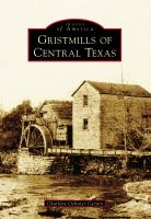 Gristmills of Central Texas