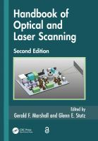 Handbook of Optical and Laser Scanning