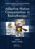 Adaptive Motion Compensation in Radiotherapy
