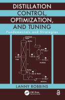 Distillation Control, Optimization, and Tuning