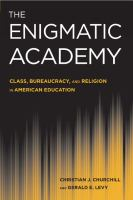 The Enigmatic Academy