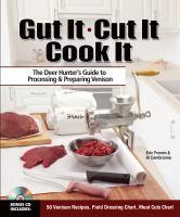 Gut It, Cut It, Cook It