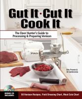 Gut It, Cut It, Cook It